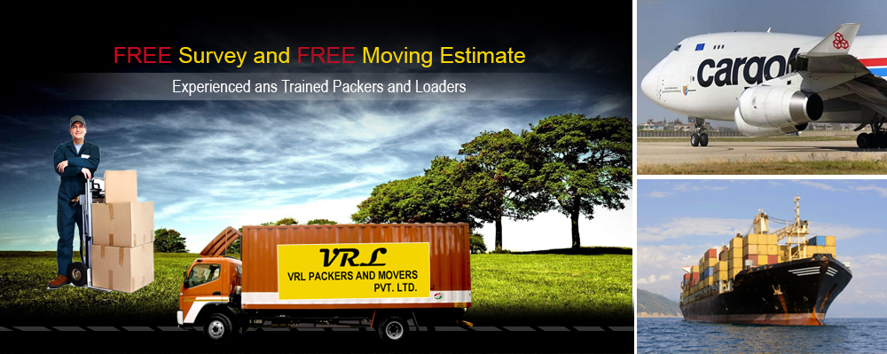 VRL Packers And Movers Hyderabad